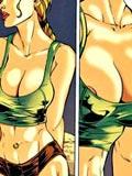 sucking Sexy Lara Croft having sex in Egypt with Pharaones mumees fuck