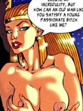 adult Sexy Lara Croft having sex in Egypt with Pharaones mumees listcomix