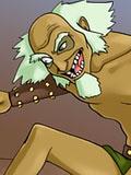 wild Zuko his student cartoon valley belle ALex