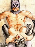adult Nude Batman fucking sexy catwoman at all her holes listcomix