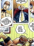 adult Second part of story about life and work of porn model listcomix