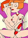 adult Beautiful Judi Jetson fucking as elastic circus gymnast listcomix