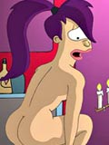 hentais Futurama with big boobs was fucked by green monster alien toonguide
