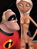 sex Strong Mrs. Incredible forces Mirage for deep throat comiXXX
