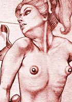 sexy Amazing sado mazo artworks with specific bdsm devices xxx