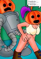 free comics with Futurama nude toon famouse