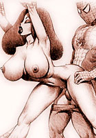 Winx Club Spiderman sex hentai jetsons sex