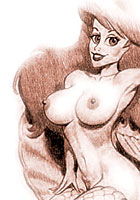 drawn Pretty naked kim possible porn for free
