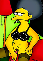sexy Simpsones cant toon guy cartoon porn porn