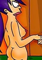 Judy go horny anime nude Jetson