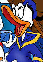 famous poDonald duck shows his dick cartoon nudern cartoon