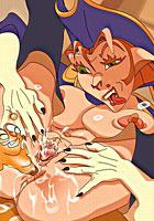 Fred Flinstone  marge orgy