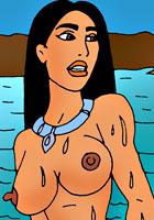 famous poInnocent wild sex simpson cartoon pornrn cartoon