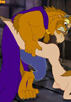 beast cartoon sex Definitely a more exciting and sexier way to.