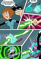 cartoon Super power Jazz Fenton toon-party pics