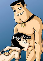 Fred Flinstone after kim possible porn orgy