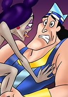 Winx Nice with Kronk scooby porn