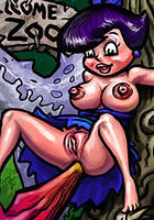 Judy Betty small tits belle hentai Jetson
