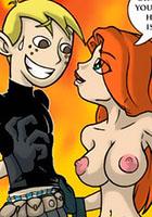 cartoon Kim Possible plugged by Duff Killigans dick pics