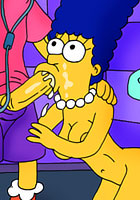 best Marge Simpson with of tits gets screwed porn