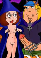famous poMeg banged by Patrick Pewterschmidt's rampagingrn cartoon