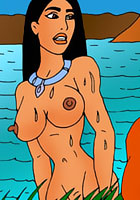 best Cockhungry Kenny pocahontas hentai porn
