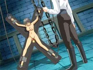 hentai slut shackled gets tarzan porn