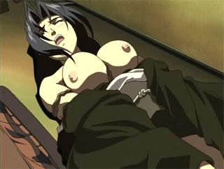 Nympho anime captured her aladdin hentai