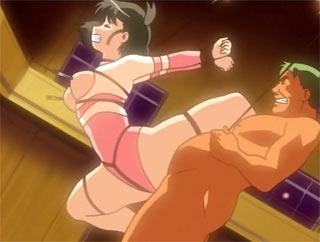 Innocent anime anime nude
