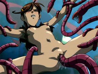 takes a big tentacle monster sex comics