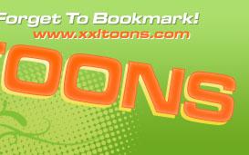 Bookmark XXL Toons