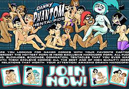 Danny Phantom XXX Toons