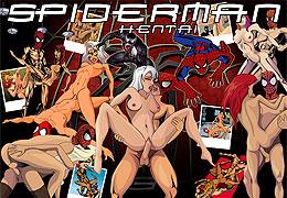 Spider-Man Porn