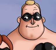 The Incredibles Porn gallery cartoon
