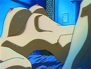 Shy anime yuri clits against winx porn