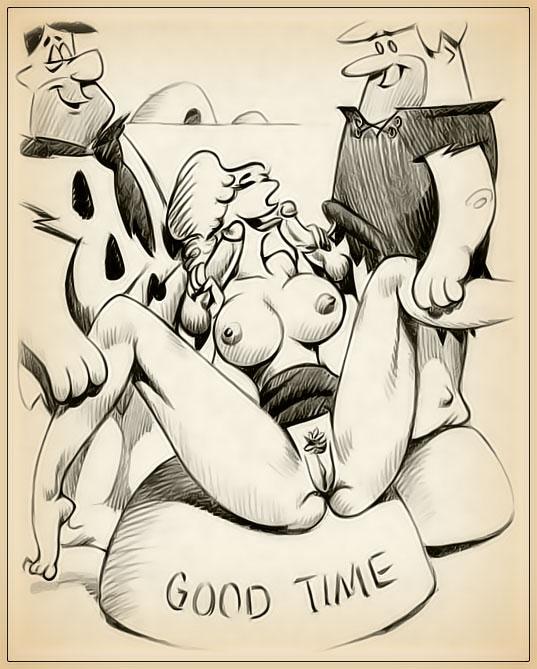 Sexy Fred Feuerstein Comics
