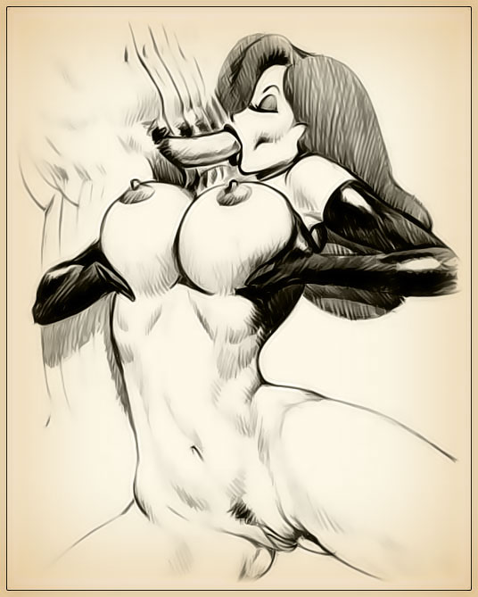 jessica rabbit fucked and gets jizzed on in cumshots i draw porn