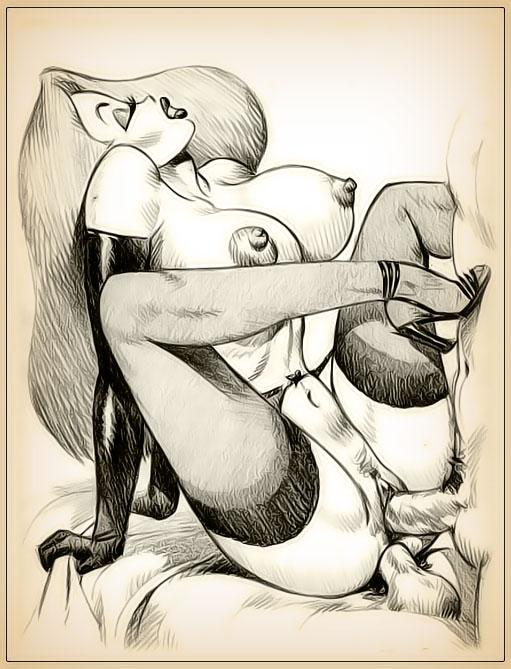 Drawn Jessica sex rabbit