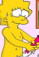 Alex plugged by Bartman