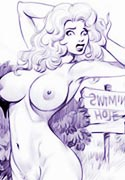newest from Mae cartoon sex comics gallery