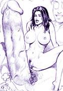 newest from Long Jen Liberty chambermaid little mermaid porn gallery