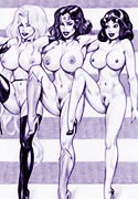 jessiaca and naked celebrate sexy cartoon porn