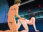 hot Muscled studs face fucking & double penetrating cute hentai girl pics