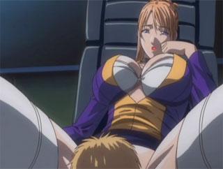 Busty anime slut tits her free famous toons comics